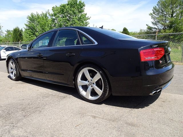 2014 Audi S8 4.0T Madison, NC 4