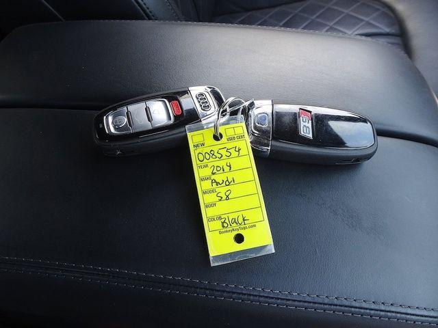 2014 Audi S8 4.0T Madison, NC 58