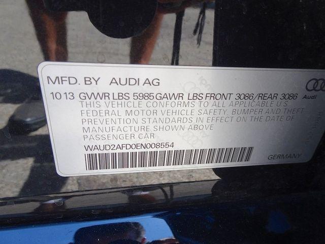 2014 Audi S8 4.0T Madison, NC 61