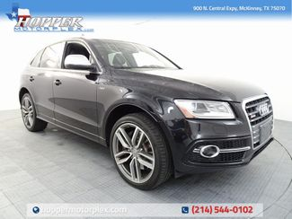2014 Audi SQ5 3.0T Premium Plus quattro in McKinney, Texas 75070