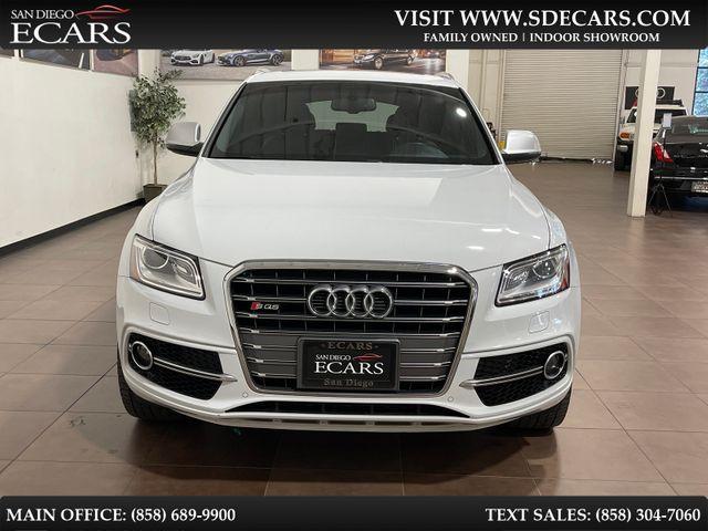 2014 Audi SQ5 Prestige in San Diego, CA 92126