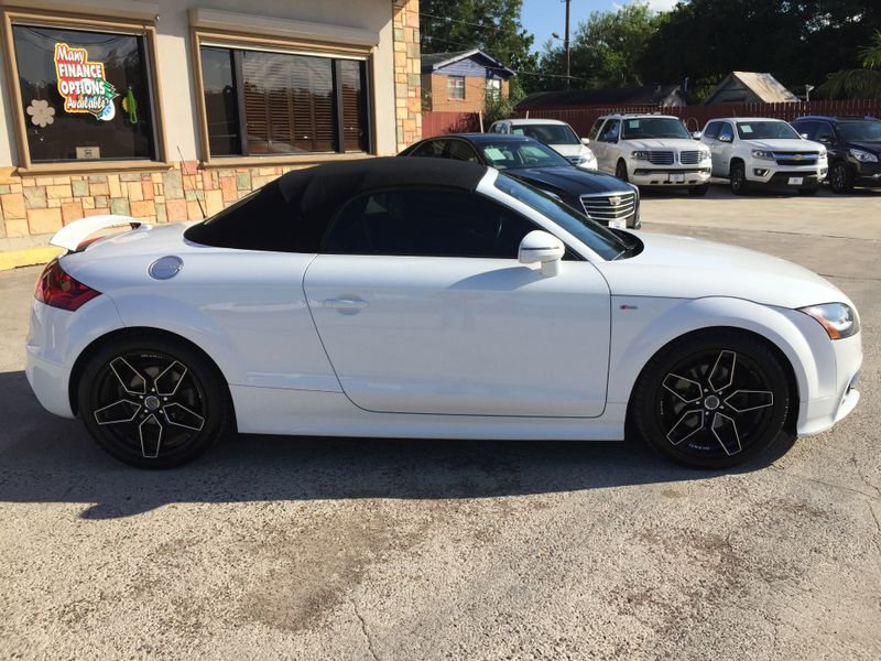 2014 Audi TT Roadster 20T  Brownsville TX  English Motors  in Brownsville, TX
