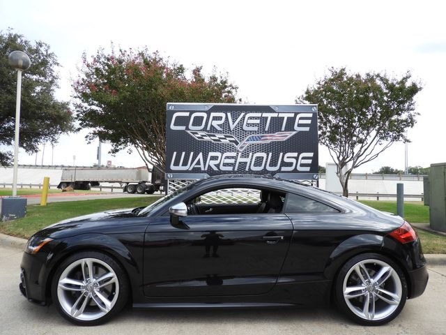 2014 Audi TTS Coupe Coupe 2.0T, Auto, NAV, CD Player, Alloys Only 41k! | Dallas, Texas | Corvette Warehouse  in Dallas Texas