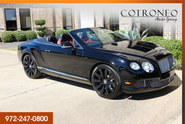 2014 Bentley Continental GTC in Addison, TX 75001