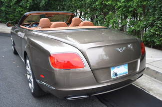 2014 Bentley Continental GT Convertible As New Only 5700 Miles Factory Watrranty  city California  Auto Fitness Class Benz  in , California