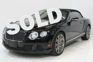 2014 Bentley Continental GT Speed Houston, Texas