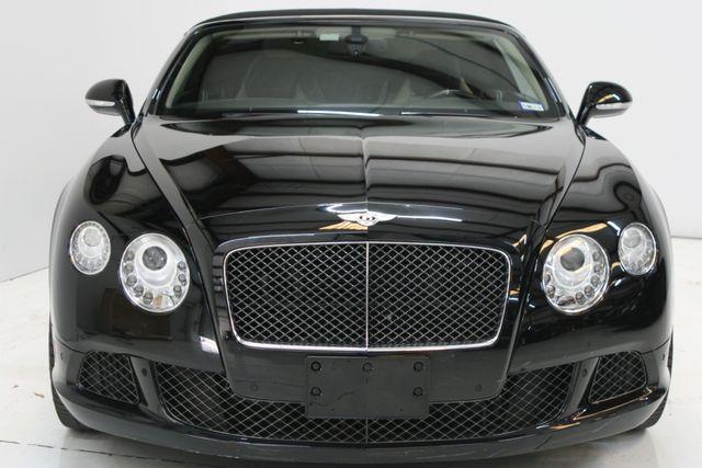 2014 Bentley Continental GT Speed Houston, Texas 2