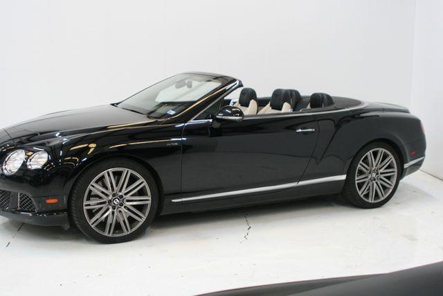 2014 Bentley Continental GT Speed Houston, Texas 10