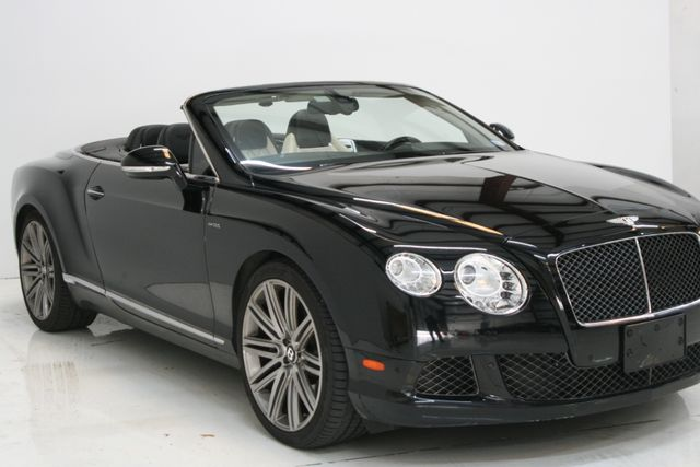 2014 Bentley Continental GT Speed Houston, Texas 11