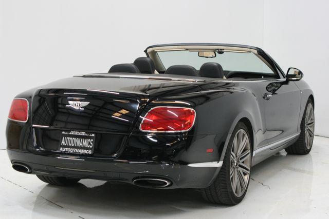 2014 Bentley Continental GT Speed Houston, Texas 13