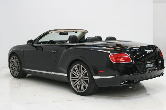 2014 Bentley Continental GT Speed Houston, Texas 14