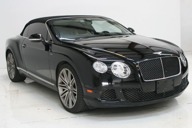 2014 Bentley Continental GT Speed Houston, Texas 1
