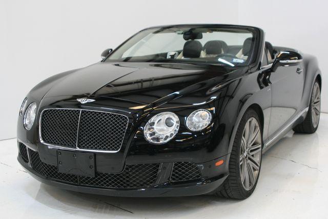 2014 Bentley Continental GT Speed Houston, Texas 7