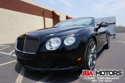 2014 Bentley Continental GT Speed GTC Convertible ~ SPEED ~ 1 Owner Clean CarFax!! | MESA, AZ | JBA MOTORS in MESA, AZ