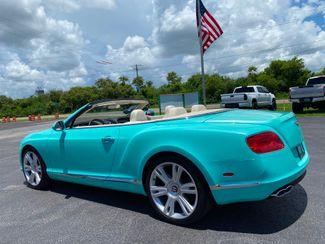 2014 Bentley Continental GT V8 GTC AQUAMARINE CARFAX CERT JUST SERVICED   Plant City Florida  Bayshore Automotive   in Plant City, Florida