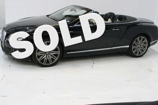 2014 Bentley Continental GTC Speed Houston, Texas