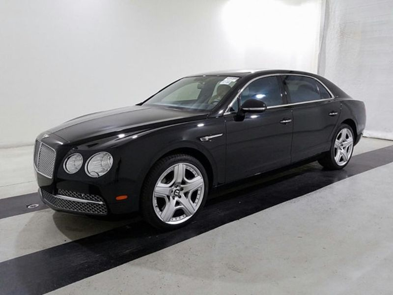 2014 Bentley Flying Spur 4dr Sedan City Oh North Coast Auto Mall Of