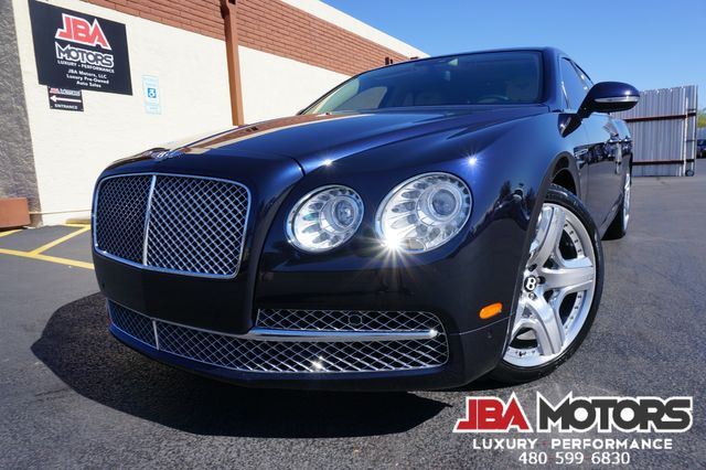 2014 Bentley Flying Spur Sedan Mulliner Package Continental GT FlyingSpur | MESA, AZ | JBA MOTORS in Mesa AZ