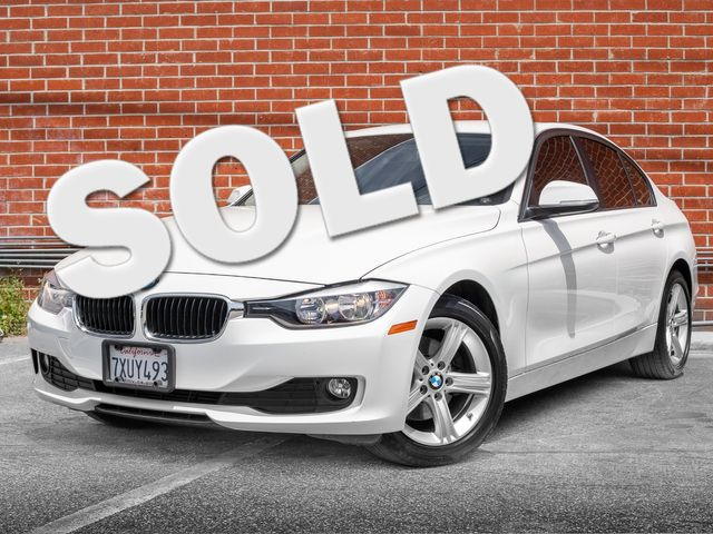 2014 BMW 320i Burbank, CA