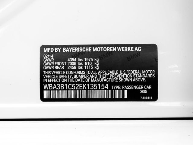 2014 BMW 320i Burbank, CA 23