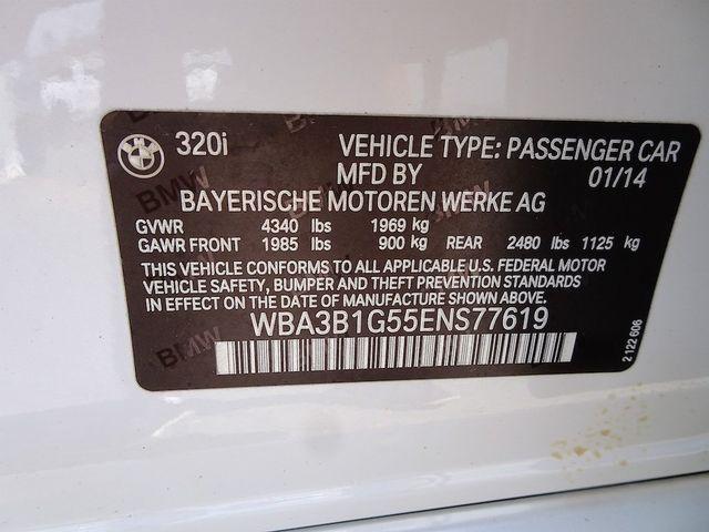 2014 BMW 320i 320i Madison, NC 49
