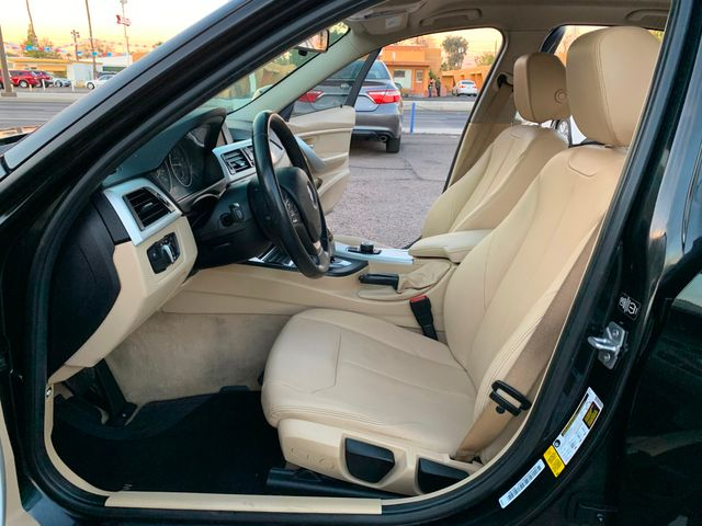 2014 BMW 320i 3 MONTH/3,000 MILE NATIONAL POWERTRAIN WARRANTY Mesa, Arizona 9