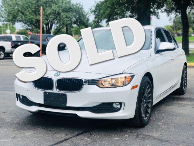 2014 BMW 320i 320i Sedan in San Antonio, TX 78233