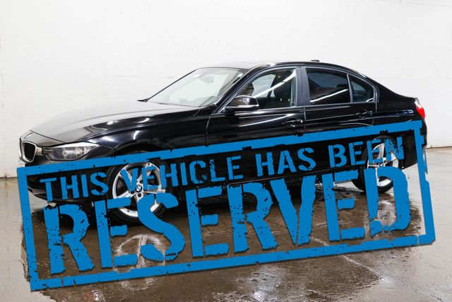 2014 BMW 328d xDrive AWD Clean Diesel Luxury Car with Heated Seats, Moonroof, Bluetooth & Gets 43MPG