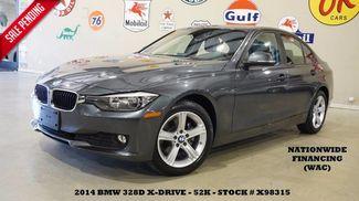 2014 BMW 328d xDrive Sedan AUTO,SUNROOF,HEATED LEATHER,52K,WE FINANCE in Carrollton TX, 75006