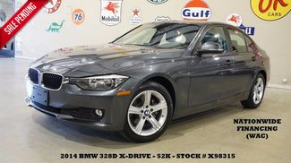 2014 BMW 328d xDrive Sedan AUTO,SUNROOF,HEATED LEATHER,52K,WE FINANCE in Carrollton TX, 75006