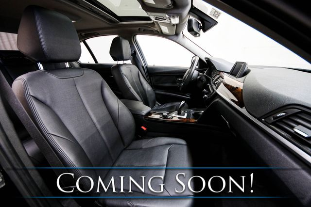 2014 BMW 328d xDrive AWD Clean Diesel Luxury Car with Heated Seats, Moonroof, Bluetooth & Gets 43MPG in Eau Claire, Wisconsin 54703
