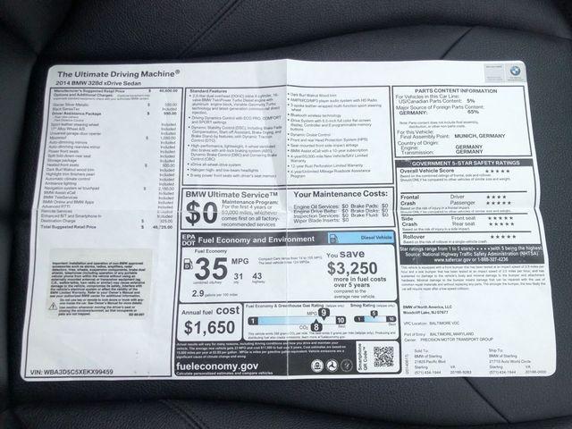 2014 BMW 328d xDrive 328d xDrive Madison, NC 46