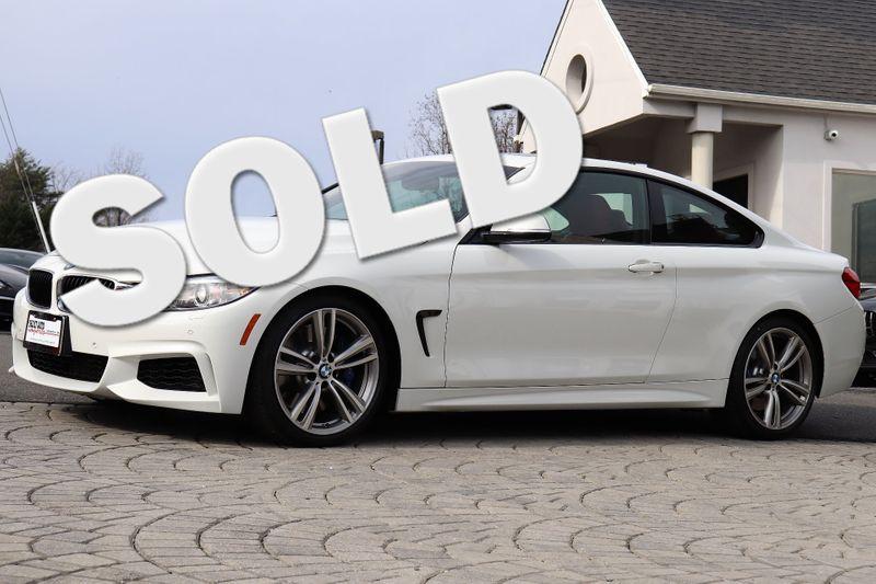 2014 BMW 4-Series 435i Coupe M Sport PKG in Alexandria VA