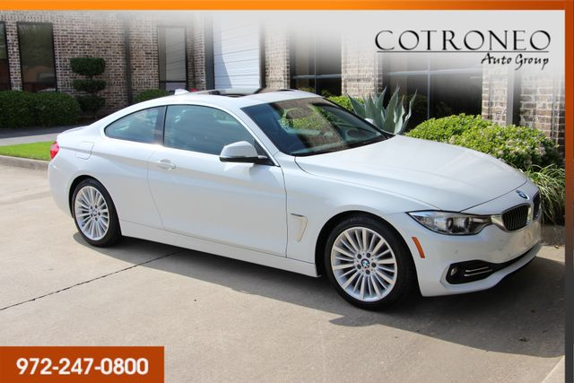 2014 BMW 428i Coupe Luxury Line