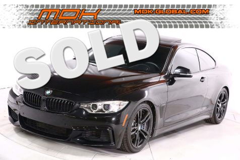 2014 BMW 428i - M Sport - Manual - HUD - KW coilovers in Los Angeles
