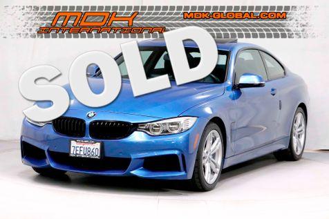 2014 BMW 428i - M Sport - HUD - ESTORIL BLUE in Los Angeles