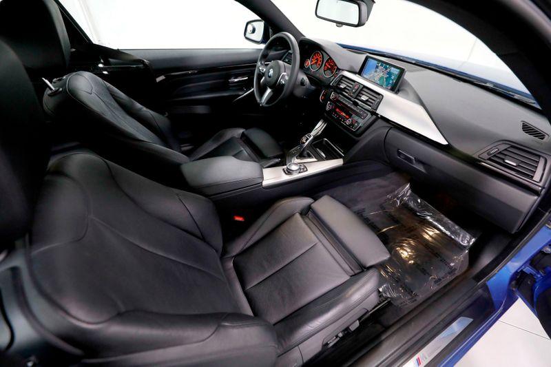 2014 BMW 428i - M Sport - HUD - ESTORIL BLUE  city California  MDK International  in Los Angeles, California