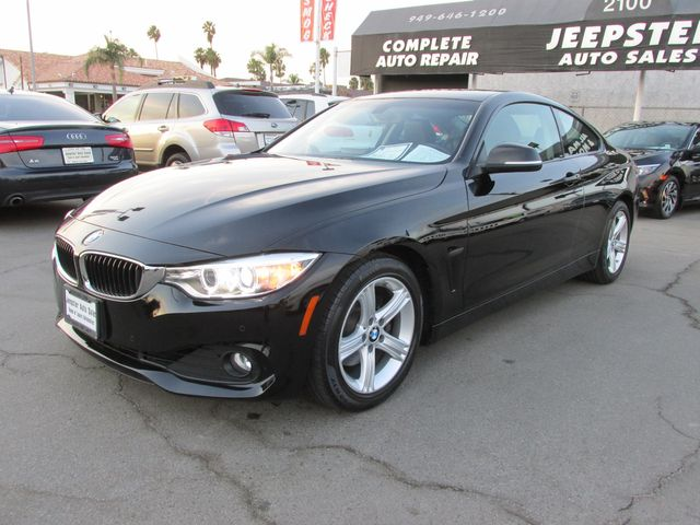 2014 BMW 428i Sport Coupe