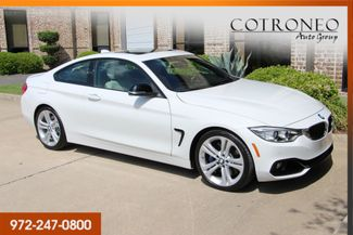 2014 BMW 435i Coupe Sport Line in Addison TX, 75001