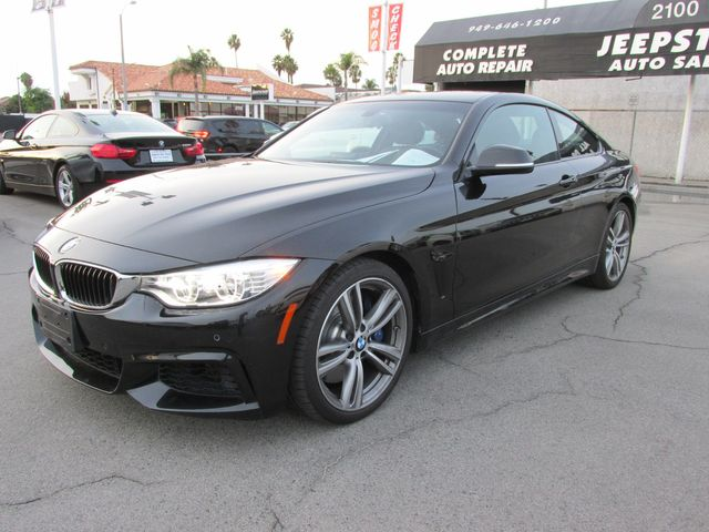 2014 BMW 435i M Sport Coupe