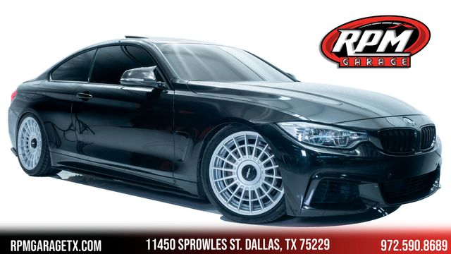 2014 BMW 435i with Many Upgrades