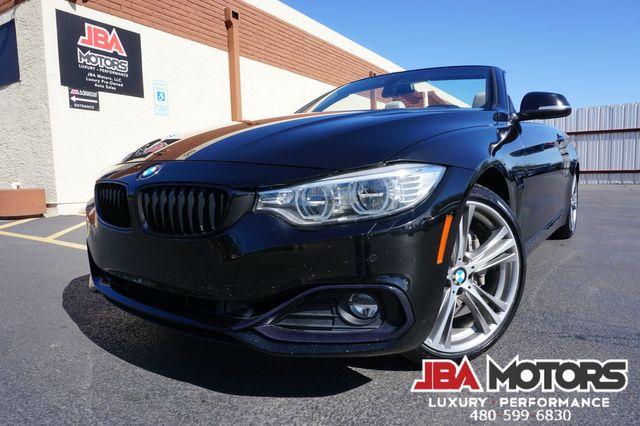 2014 BMW 435i Convertible 4 Series 435 Sport Pkg Driver Assist