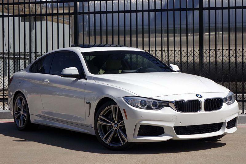 2014 BMW 435i M-Sport* Leather* Sunroof* Nav* Ez Finance**   Plano, TX   Carrick's Autos in Plano TX