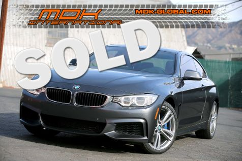 2014 BMW 435i xDrive - M Sport - Manual - Tech pkg in Los Angeles