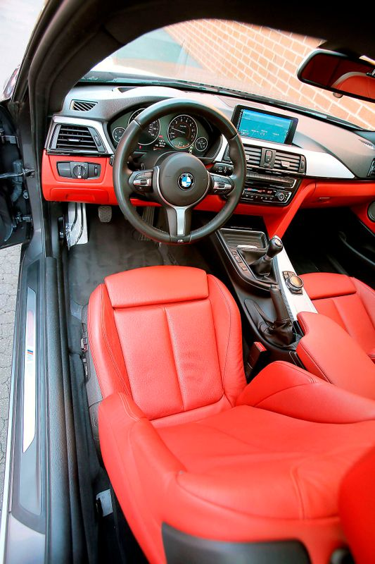 2014 BMW 435i xDrive - M Sport - Manual - Tech pkg  city California  MDK International  in Los Angeles, California
