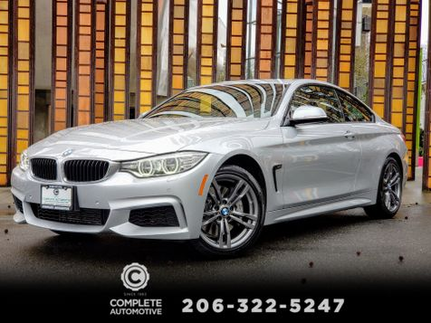 2014 BMW 435i xDrive M Sport Driving Assist Tech Lighting Cold Weather  in Seattle