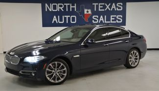 2014 BMW 5-Series 535i ONE OWNER NAV SUNROOF in Dallas, TX 75247