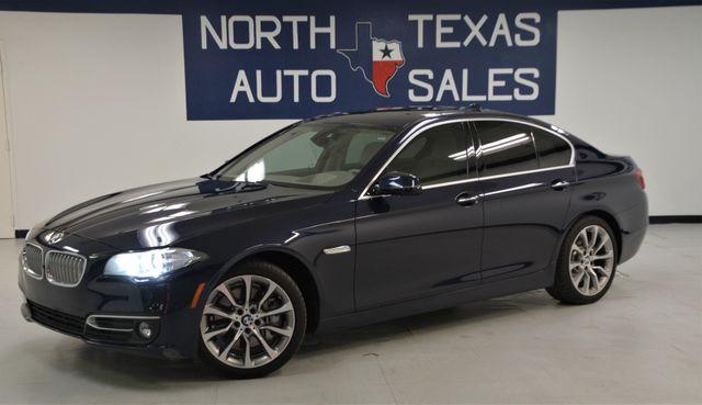 2014 BMW 5-Series 535i ONE OWNER NAV SUNROOF