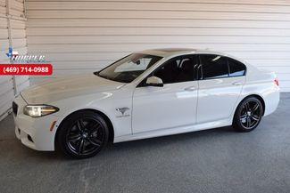 2014 BMW 5 Series 550i in McKinney Texas, 75070