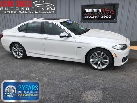 2014 BMW 5-Series 535i in San Antonio, TX